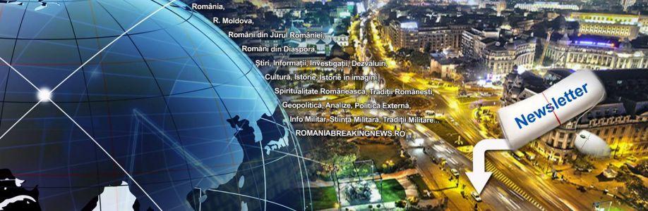 Romania Breaking News RBN Press Cover Image