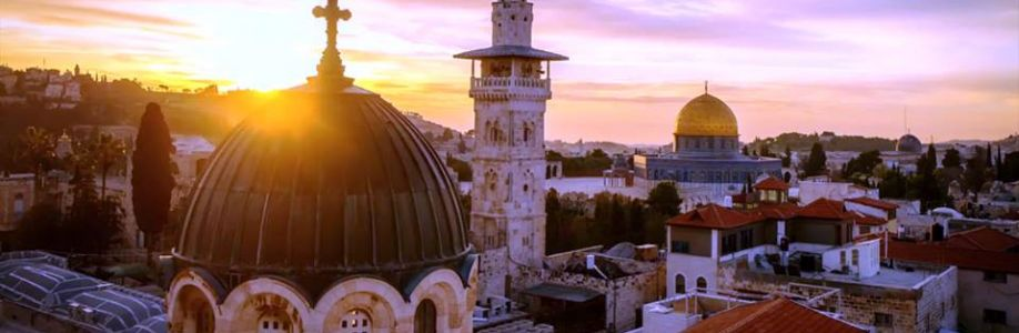 Gânduri din Ierusalim Cover Image