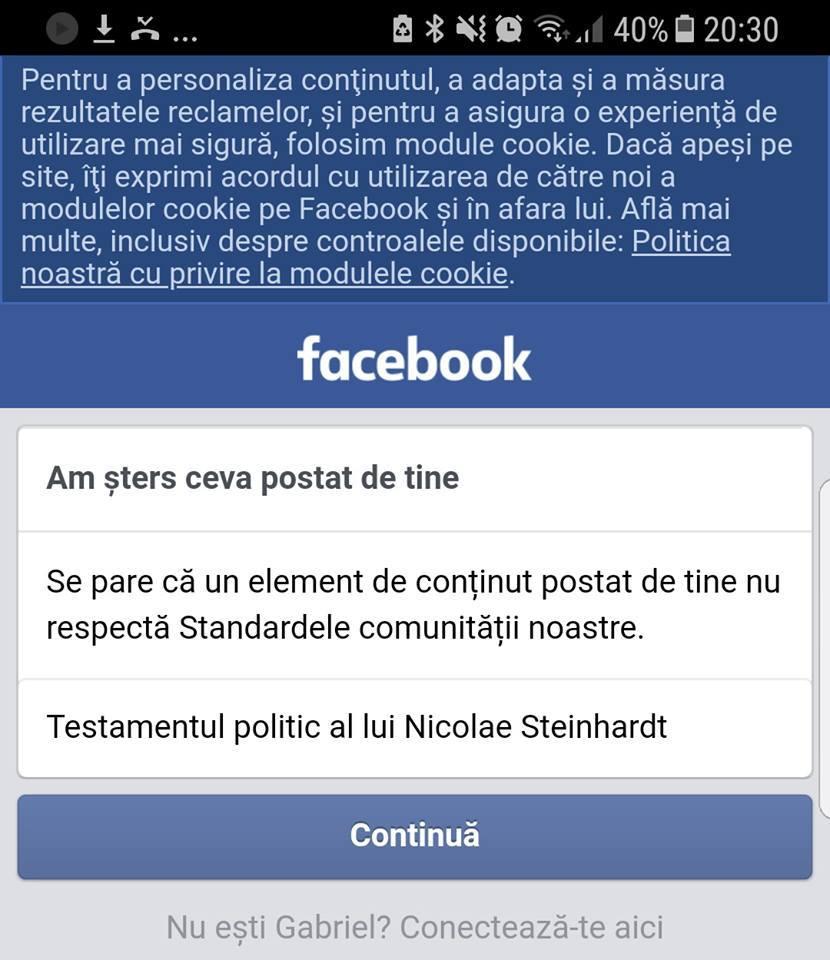 N. Steinhardt și noua poliție a gîndirii – Rost Online