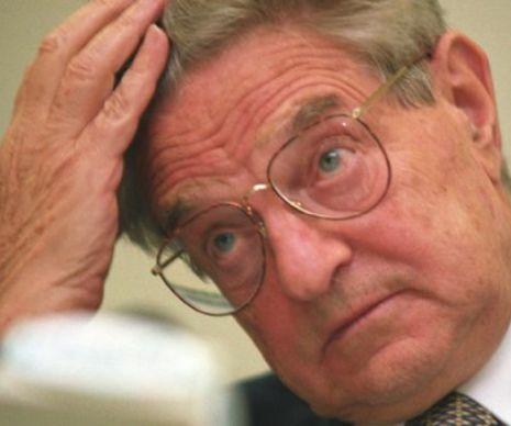 Vine APOCALIPSA FINANCIARĂ în Europa? PREVIZIUNILE SUMBRE ale lui George Soros, care pun lumea PE JAR