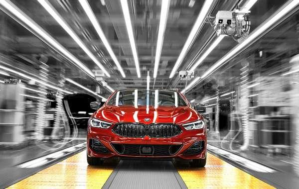 BMW a început producția noului Seria 8 Coupe: modelul constructorului bavarez este asamblat în cadrul fabricii din Dingo