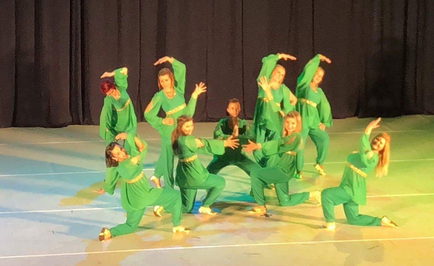 RadioSon: Campionatul European de dans de la Brasov a inregistrat si o premiera pentru dansul sighisorean