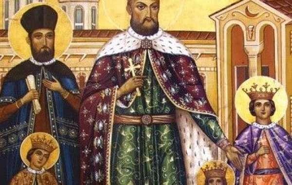 SINAXAR -  16 august - Sfinții Martiri Brâncoveni