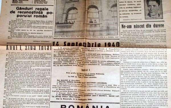 """ISTORIE. 6 septembrie 1940. Legionarii înving de """"Minunea Sf Arhanghel în Colosse"""". Mărturii VIDEO ale unor participanţi"""