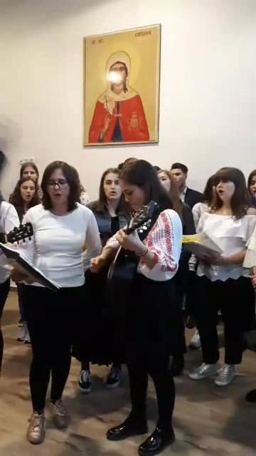 Grupul Folk al Colegiului National Doamna Stanca Satu Mare