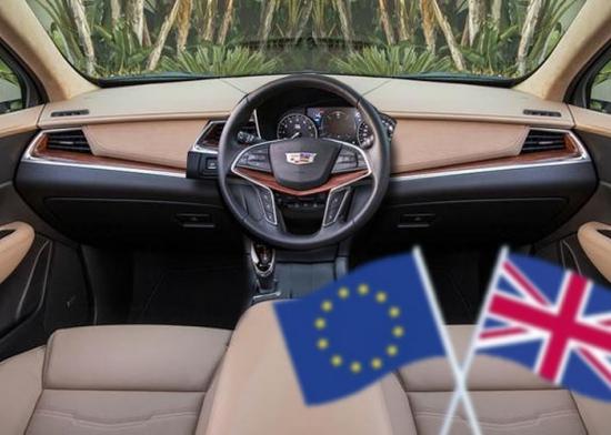 Times New Roman - În sfârşit, un acord între Marea Britanie şi UE! Toate maşinile vor avea volanul pe mijloc
