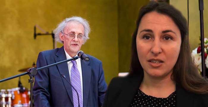 Profesorul Vasile Astărăstoae, lecție USTURĂTOARE pentru Hildegard Brandl