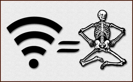 Wi-Fi: moartea invizibilă care distruge noile generaţii - Apărătorul Ortodox