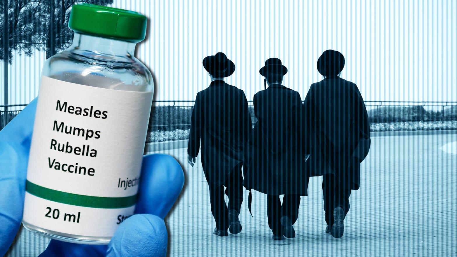 De ce mulți evrei ultraortodocși refuză vaccinarea? - OrtodoxINFO