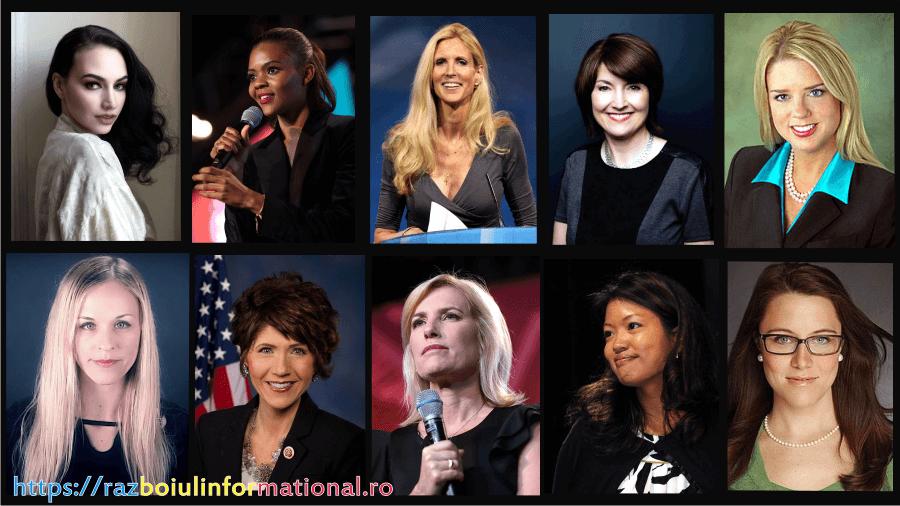 Femeile conservatoare, naționaliste și de extremă dreaptă - Razboiul Informational