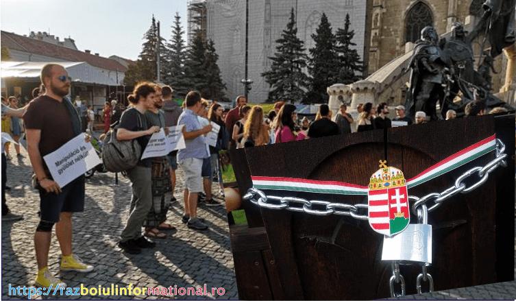 """Manipularea cu """"incidentele de la Valea Uzului"""" a ajuns la Cluj - Razboiul Informational"""