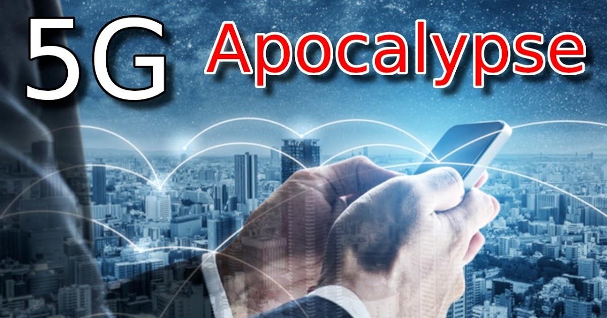 Cunoaște și Conștientizează: APOCALIPSA 5G : UN EVENIMENT DE EXTINCȚIE