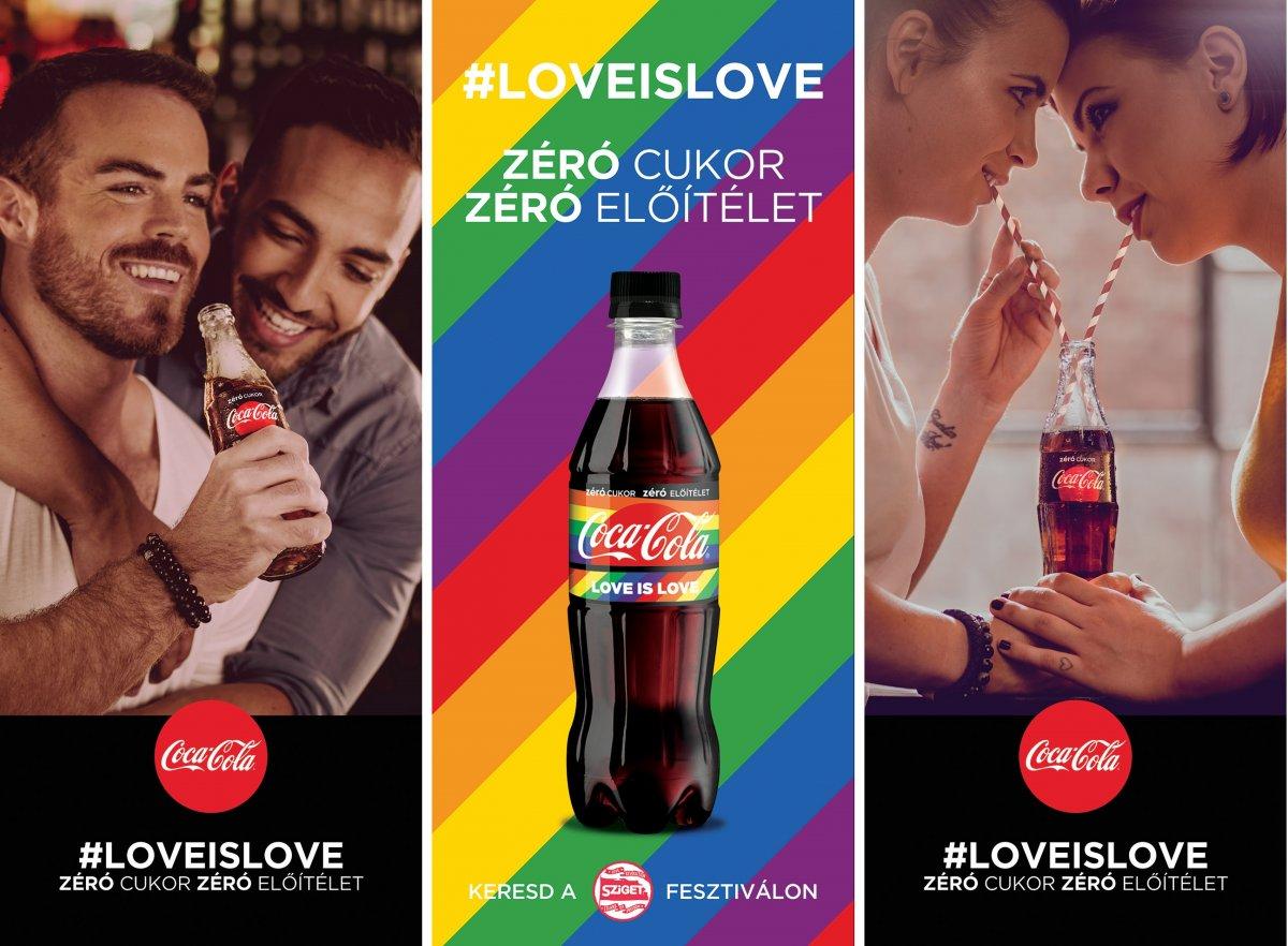 Coca Cola și-a retras campania publicitară pro-LGBTQI din Ungaria după boicotarea produselor sale și în urma unei petiții semnate de peste 40.000 de oameni   ActiveNews