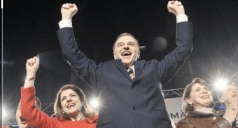 Mircea Geoană s-a oferit să fie preşedinte până mâine dimineață! | kmkz.ro