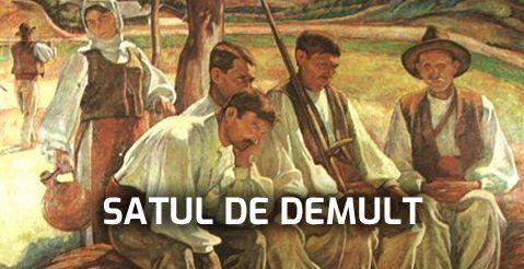 Satul de demult - FilmeDocumentare.com