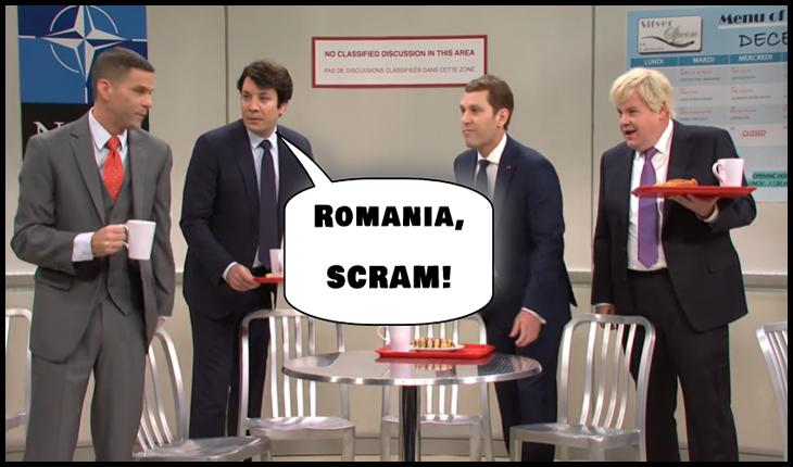 Știe tot mapamondul că Iohannis este doar un om de paie? România batjocorită într-o emisiune de umor în SUA - Glasul.info