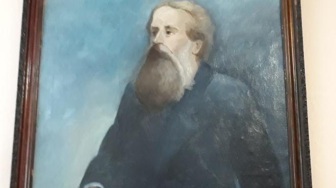 Conacul lui Vasile Stroescu - personalitate care a contribuit la actul Unirii din 1918
