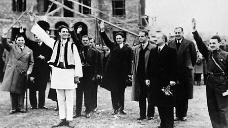 Pretinsul caracter fascist al mișcării | Mizeria istoriei