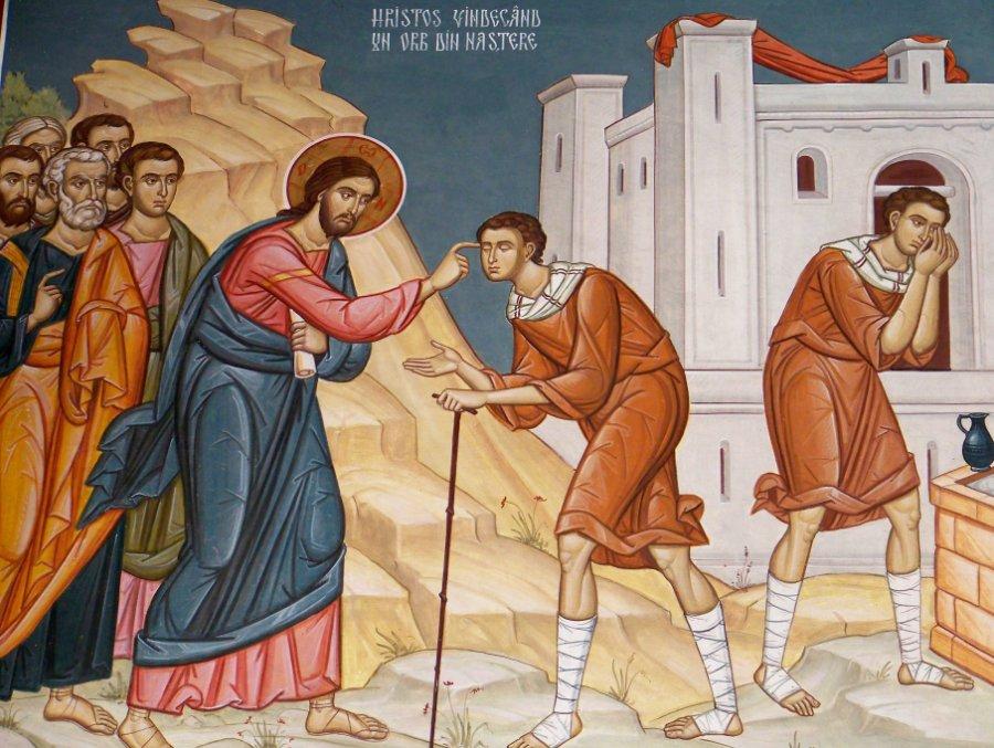 Predică la Duminica a VI-a după Paşti - a Orbului din naştere - IPS Irineu Pop-Bistriţeanul | Doxologia