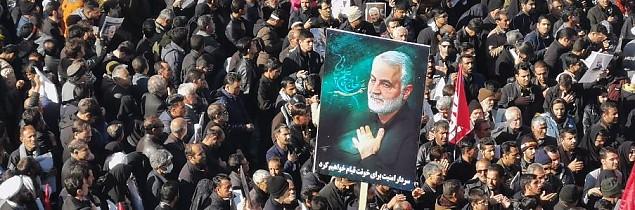 Qasem Soleimani. Iranul a emis MANDAT de arestare pe numele lui Donald Trump pentru uciderea generalului   ActiveNews