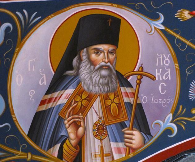 Luca al Crimeii – Renumitul chirurg ajuns sfânt | Doxologia