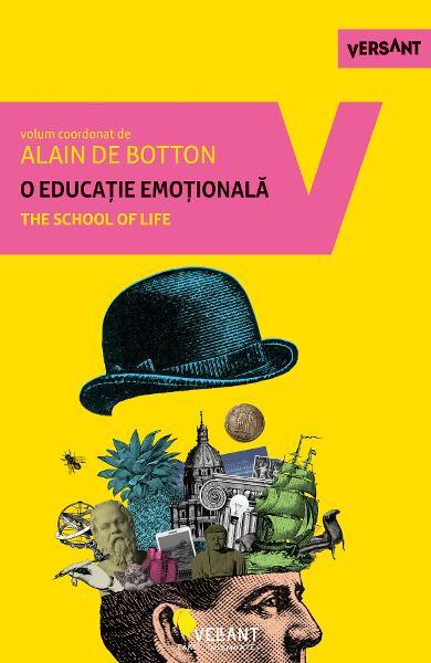 Alain de Botton - O educatie emotionala | Blogul Autorului | Blogul Autorului