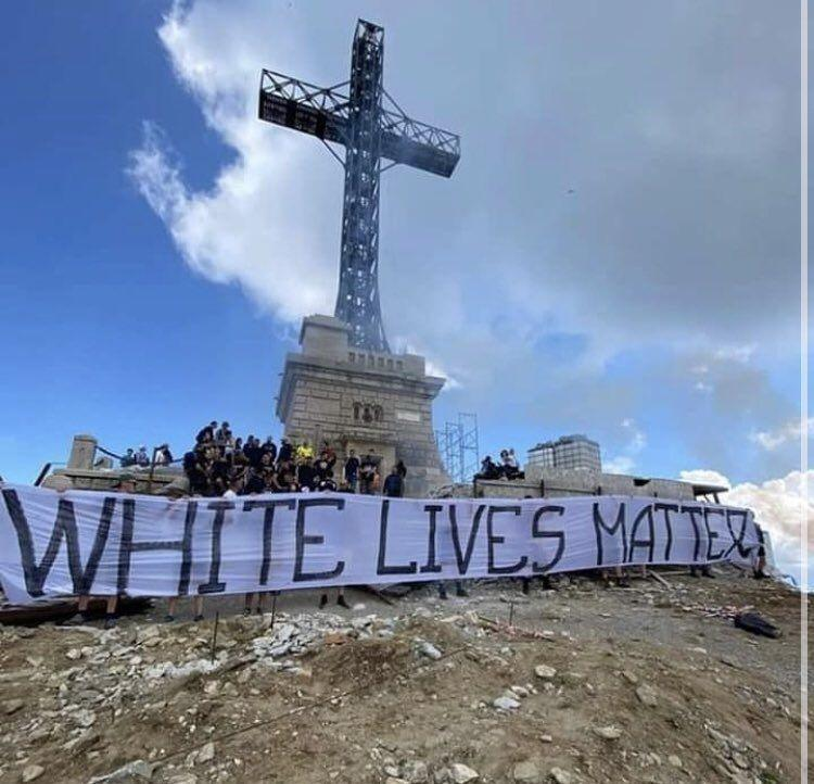 România, Mesaj pentru Europa: Viețile ALBILOR Contează (White Lives Matter) - Incorect Politic