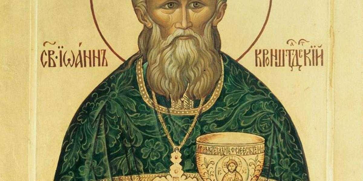 Lucrarea Sfantului Duh - Sfântul Ioan de Kronstadt