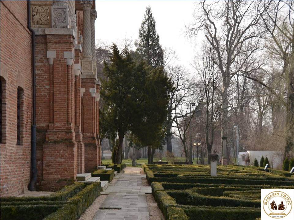 Exclusiv: Fotoreportaj de la Palatul Mogoşoaia, 14.03.2015 - MAGAZIN CRITIC
