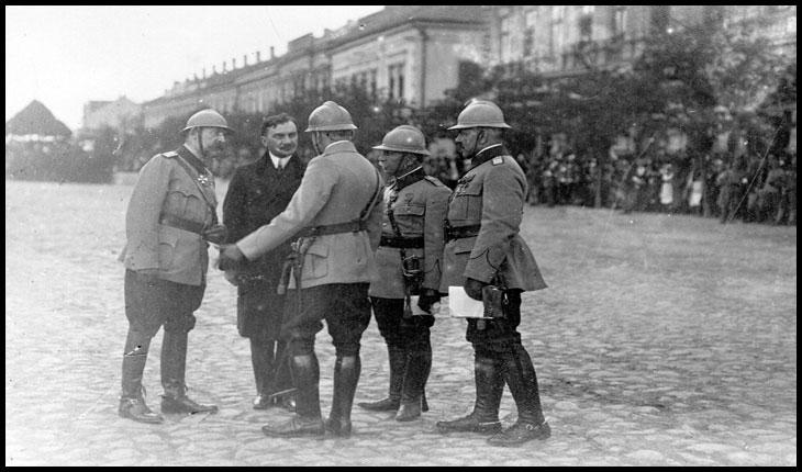 La 19 Aprilie 1919 orașele Satu Mare şi Carei erau eliberate și astfel a fost posibilă instaurarea administraţiei românești -  » Glasul Românilor de Pretutindeni