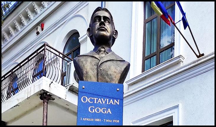 """Ce-ai făcut Bobiță? Primarul Iașului, Mihai Chirica, acuzat că a dezvelit bustul unui """"antisemit""""? -  » Glasul Românilor de Pretutindeni"""