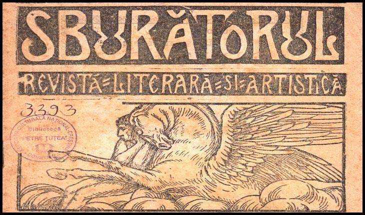 """La 19 aprilie 1919 a apărut, la București, revista literară """"Sburătorul"""", condusă de Eugen Lovinescu -  » Glasul Românilor de Pretutindeni"""