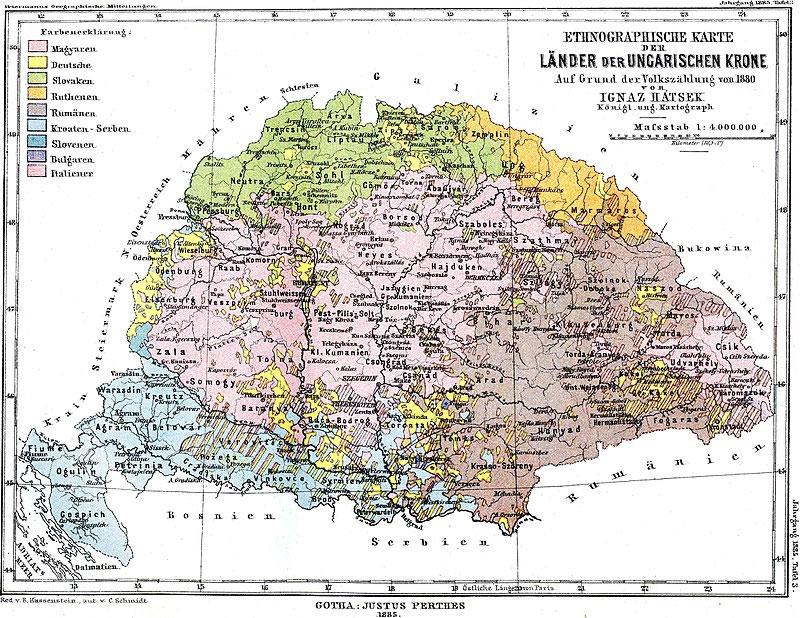 """Gazeta Transilvaniei, 18 Aprilie 1896: """"Maghiarizarea oficială a numelor comunelor"""" -  » Glasul Românilor de Pretutindeni"""